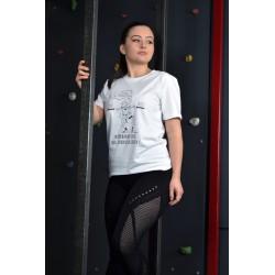 """T-shirt femme """"Bonjour les..."""