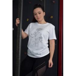 """T-shirt femme """"Libérée..."""